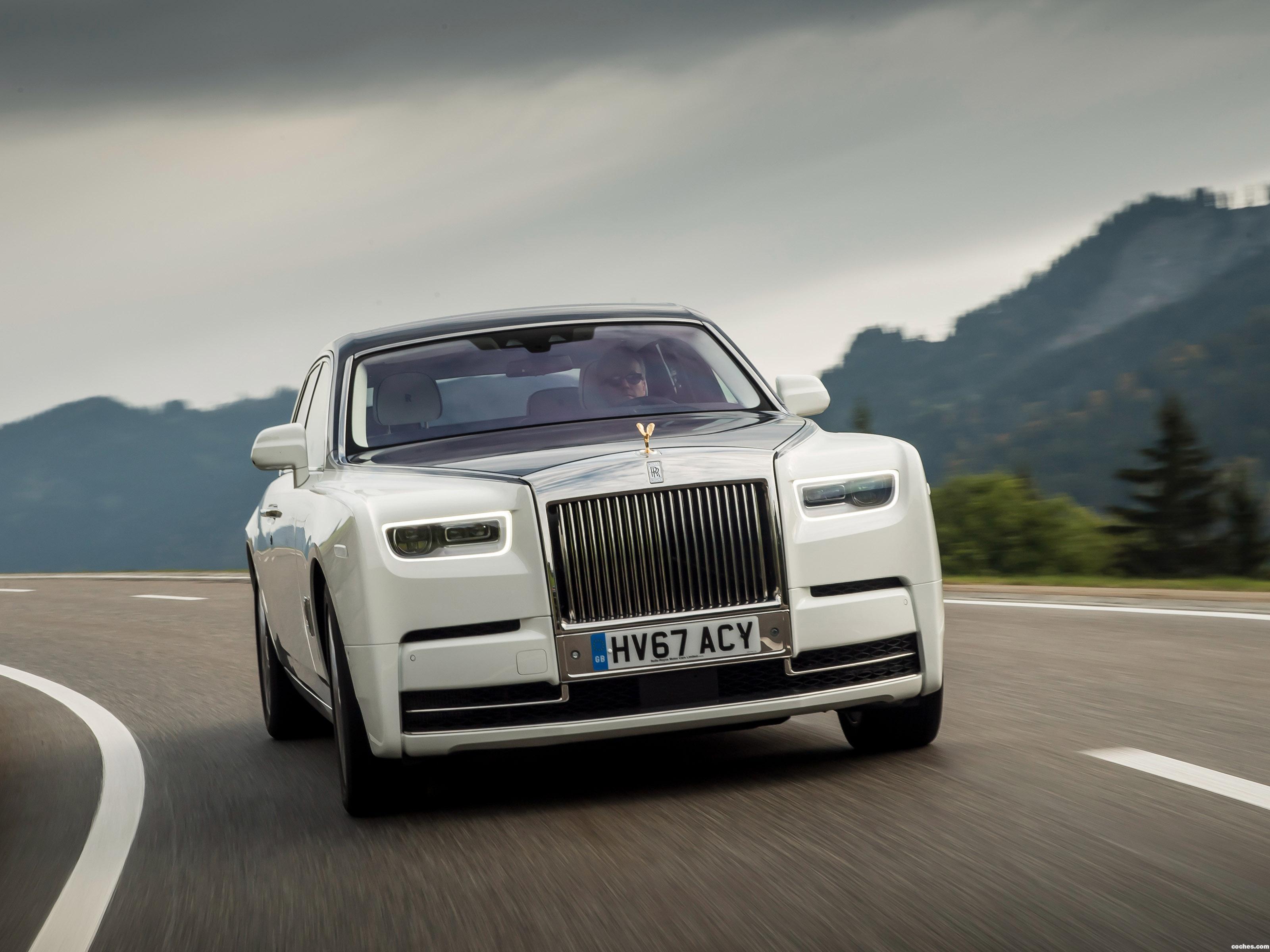 Foto 23 de Rolls Royce Phantom  2017