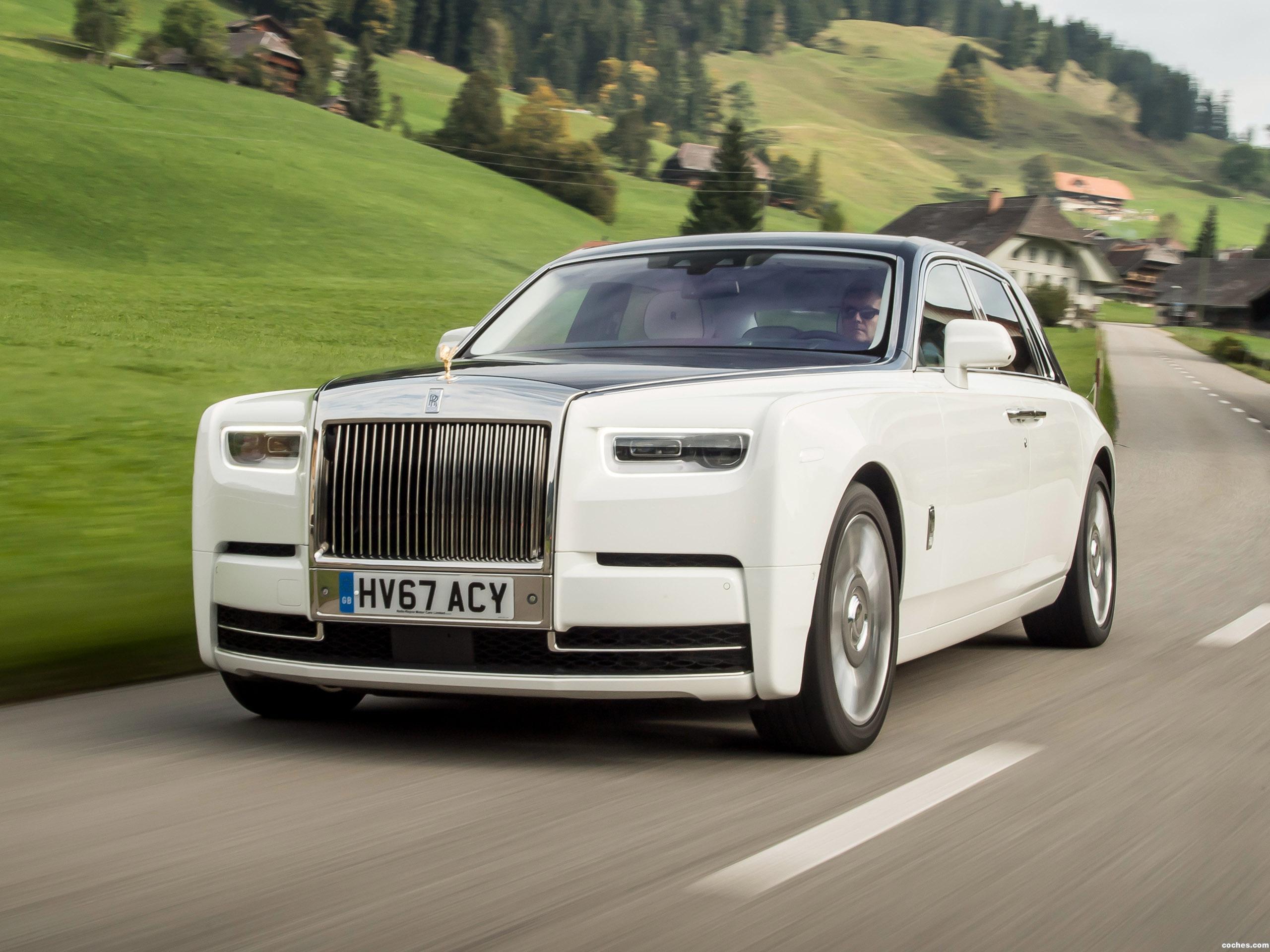 Foto 17 de Rolls Royce Phantom  2017