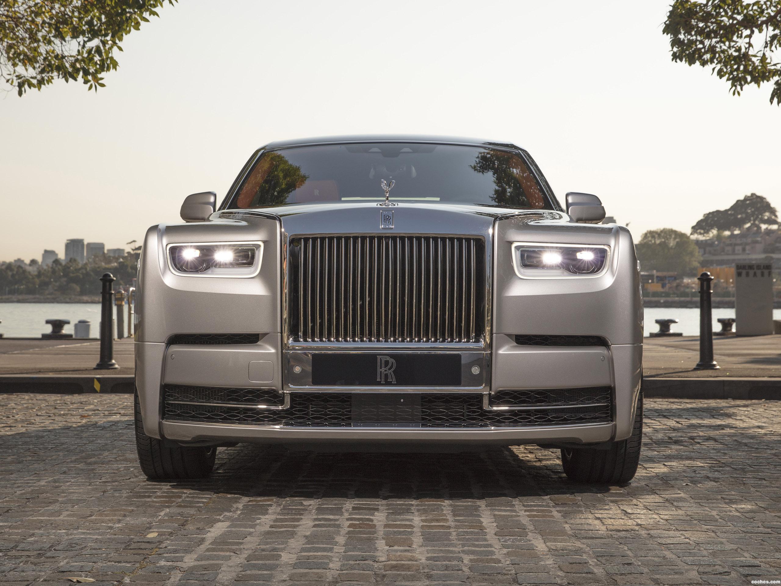 Foto 14 de Rolls Royce Phantom  2017