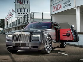 Fotos de Rolls Royce Phantom Bespoke Chicane Coupe  2014