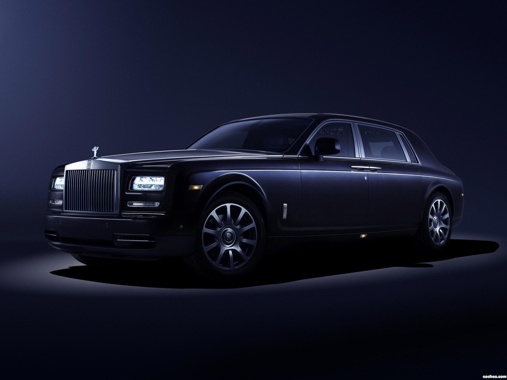 Foto 0 de Rolls Royce Phantom Celestial 2013
