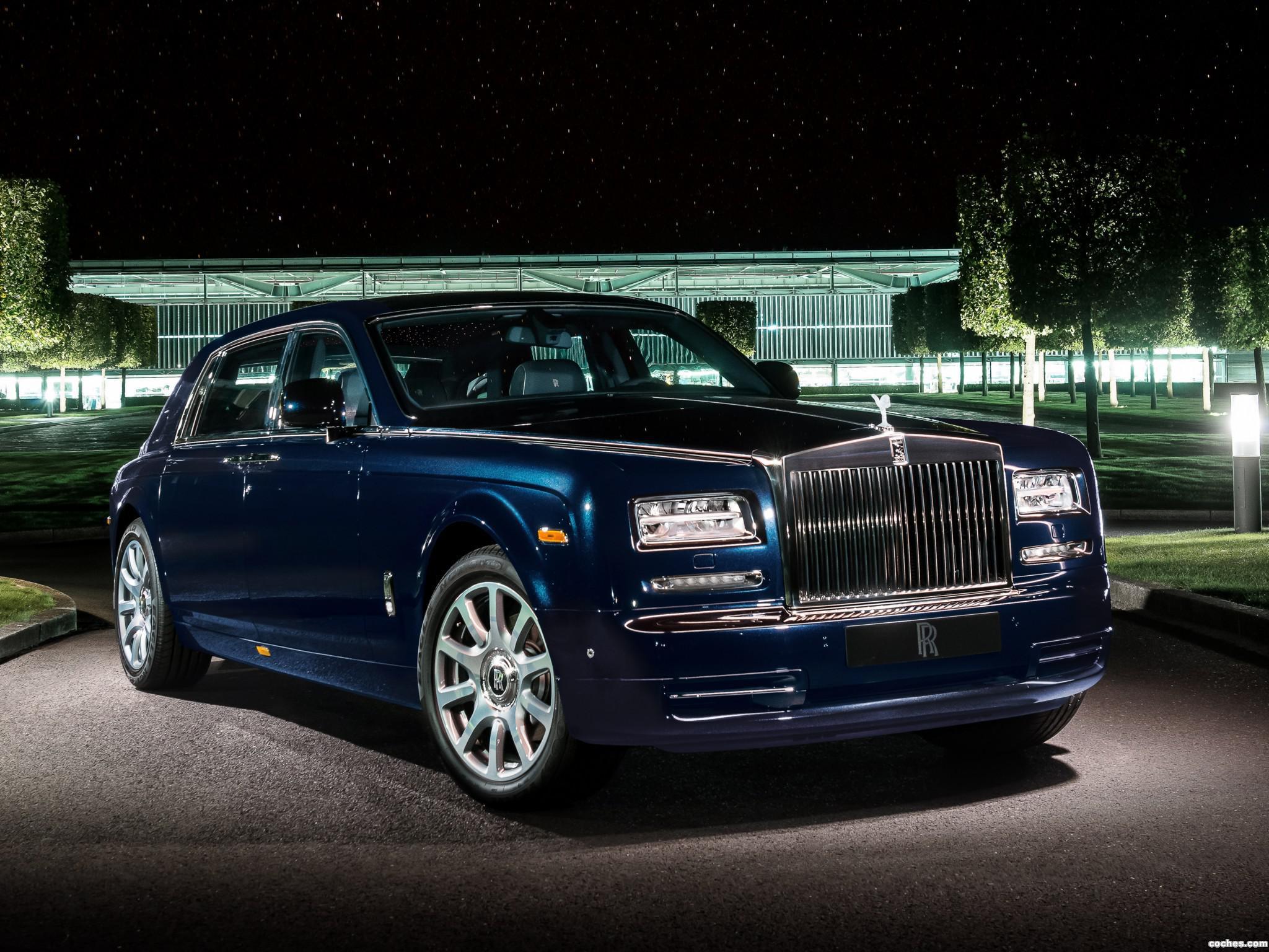 Foto 2 de Rolls Royce Phantom Celestial 2013
