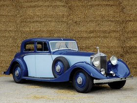 Fotos de Rolls-Royce Phantom Continental Sports Saloon II 1934