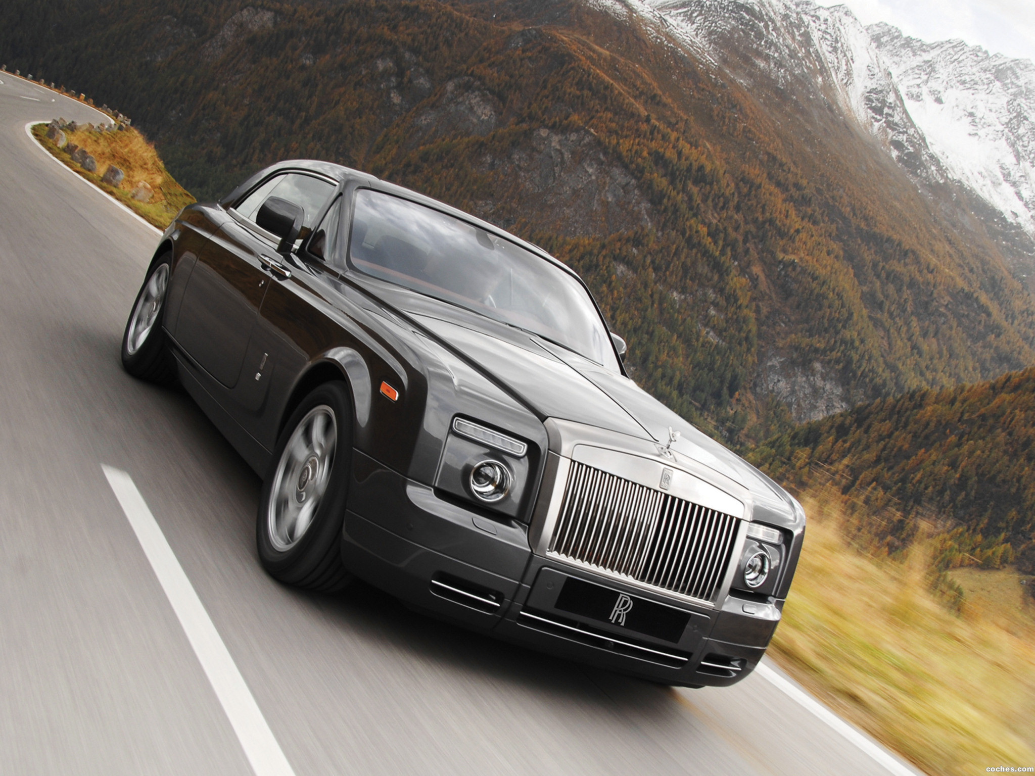 Foto 0 de Rolls-Royce Phantom Coupe 2008