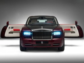 Fotos de Rolls Royce Phantom Coupe Ruby Motif 2013
