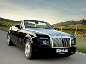 Ver foto 1 de Phantom Drophead Coupe 2007