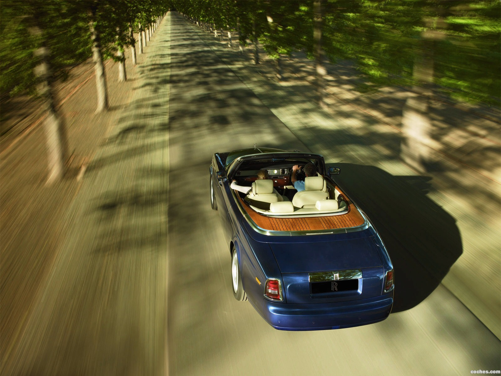 Foto 9 de Phantom Drophead Coupe 2007