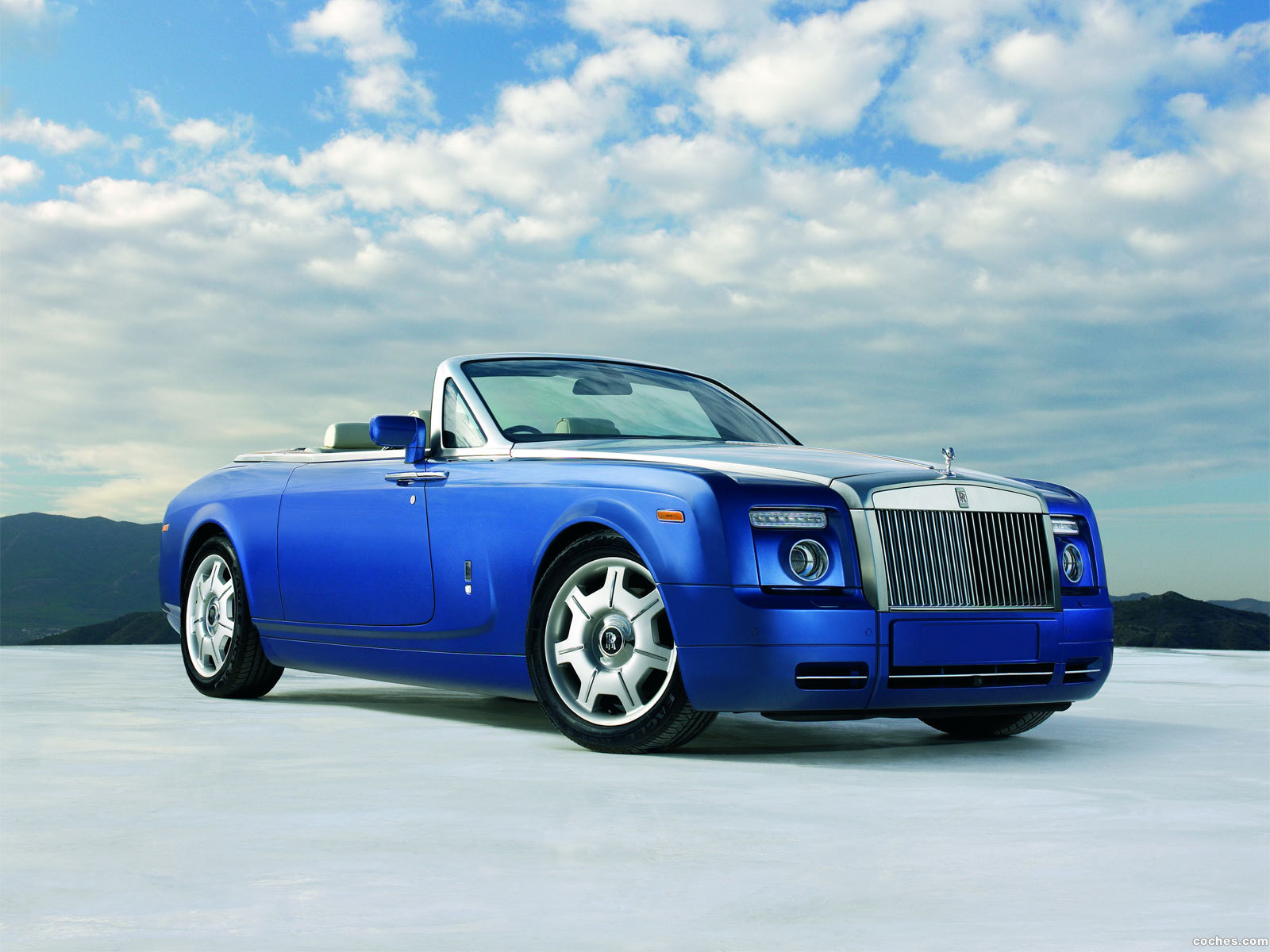 Foto 8 de Phantom Drophead Coupe 2007