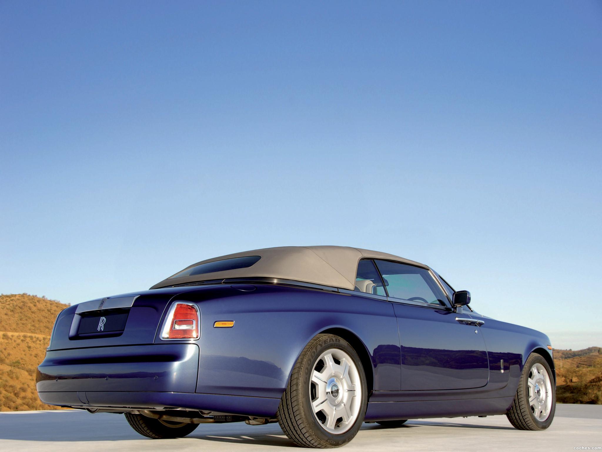 Foto 6 de Phantom Drophead Coupe 2007
