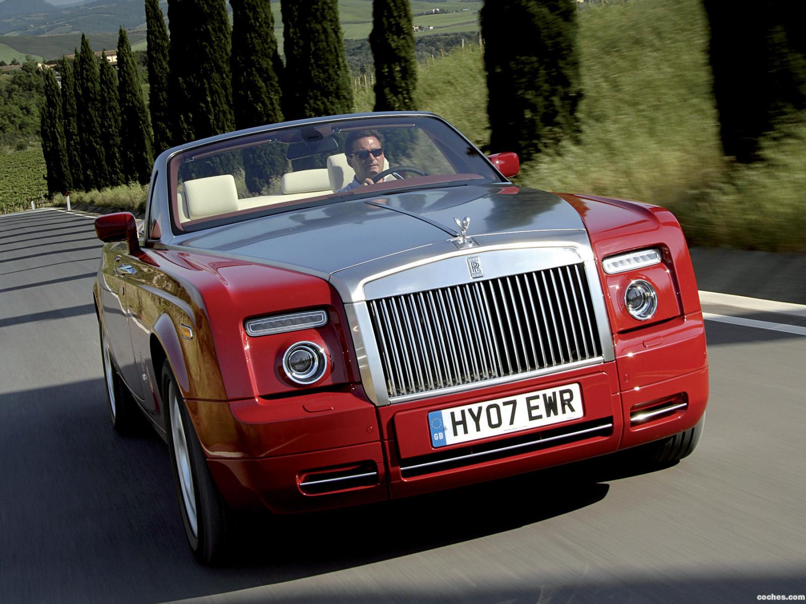 Foto 4 de Phantom Drophead Coupe 2007