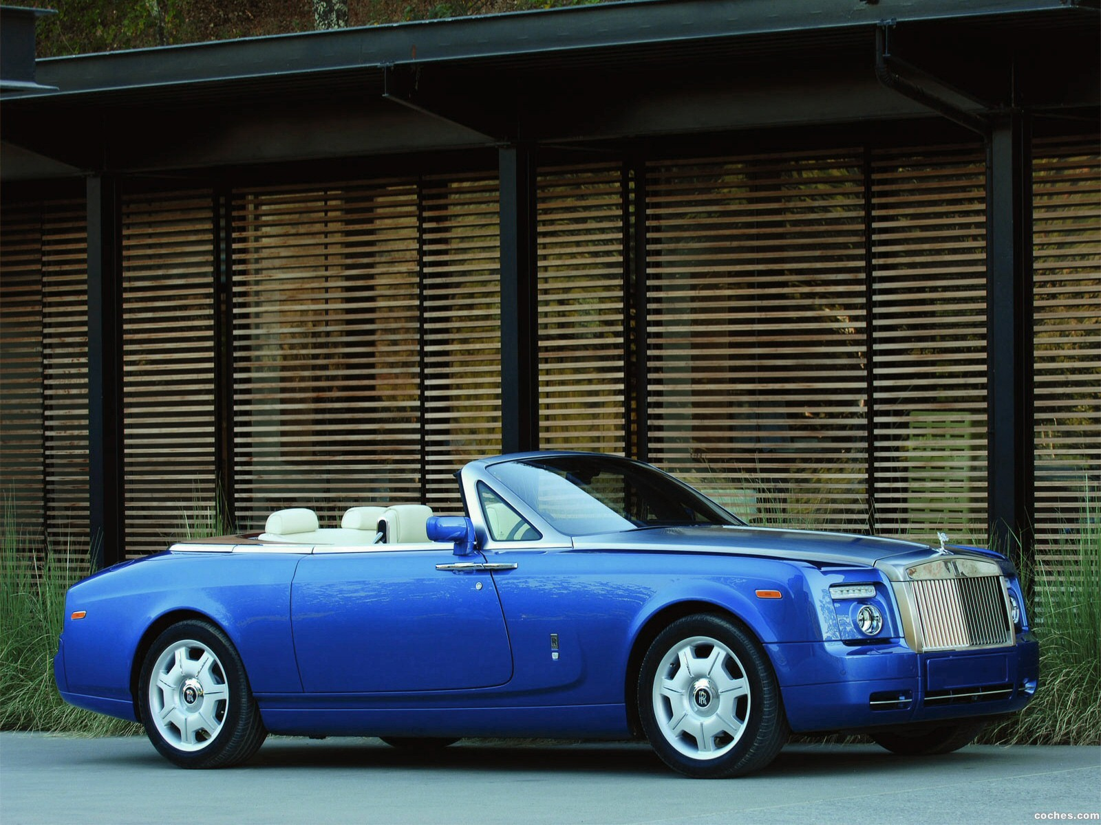 Foto 17 de Phantom Drophead Coupe 2007