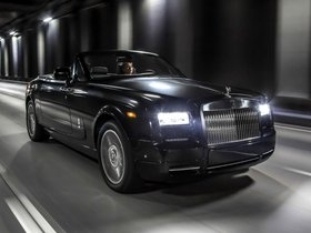 Ver foto 3 de Rolls Royce Phantom Drophead Coupe Nighthawk 2015