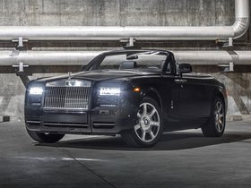 Ver foto 2 de Rolls Royce Phantom Drophead Coupe Nighthawk 2015