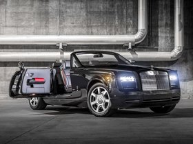 Fotos de Rolls Royce Phantom Drophead Coupe Nighthawk 2015