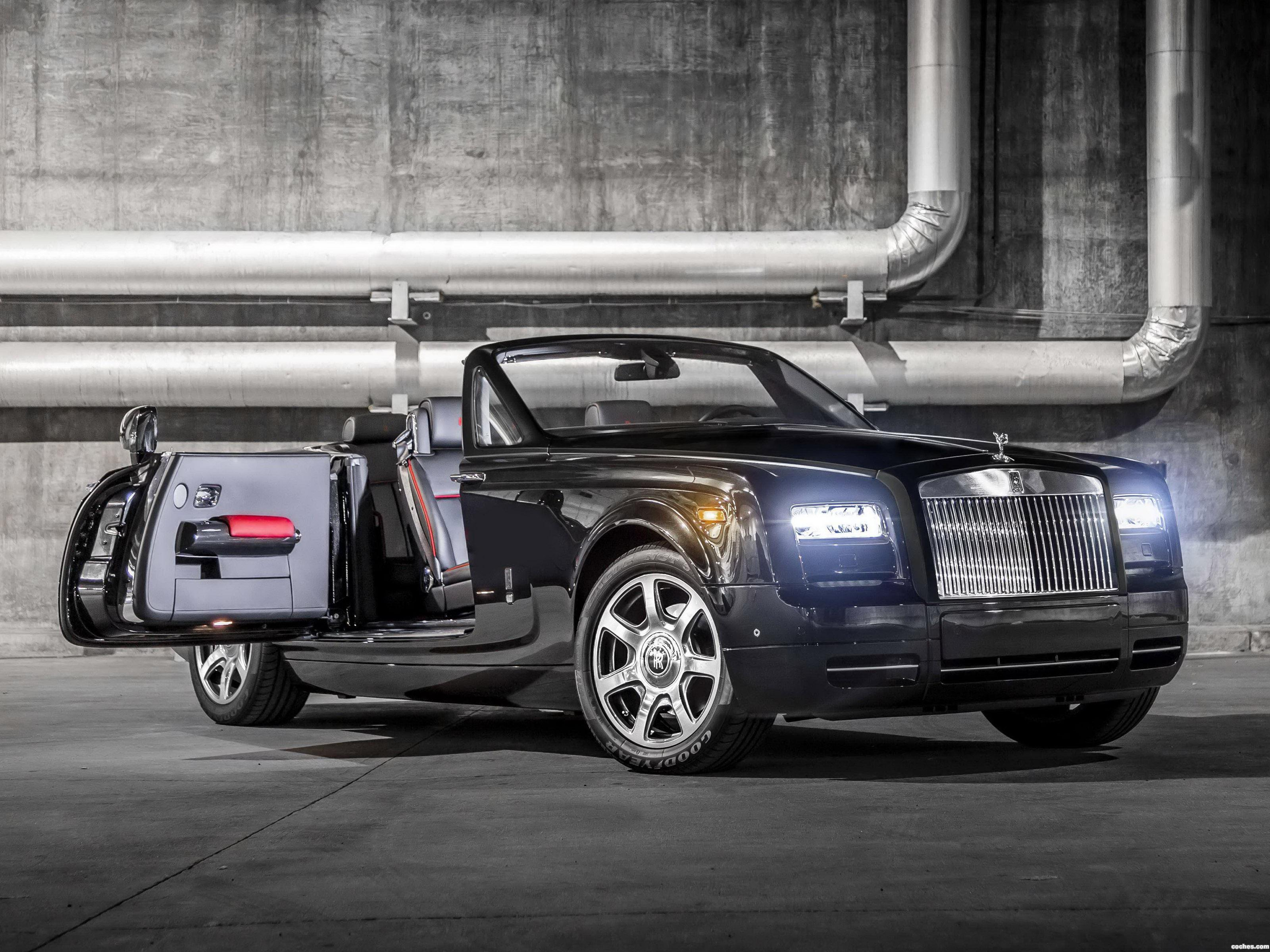 Foto 0 de Rolls Royce Phantom Drophead Coupe Nighthawk 2015