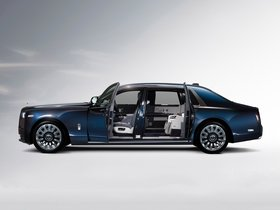 Ver foto 2 de Rolls Royce Phantom EWB A Moment In Time  2018