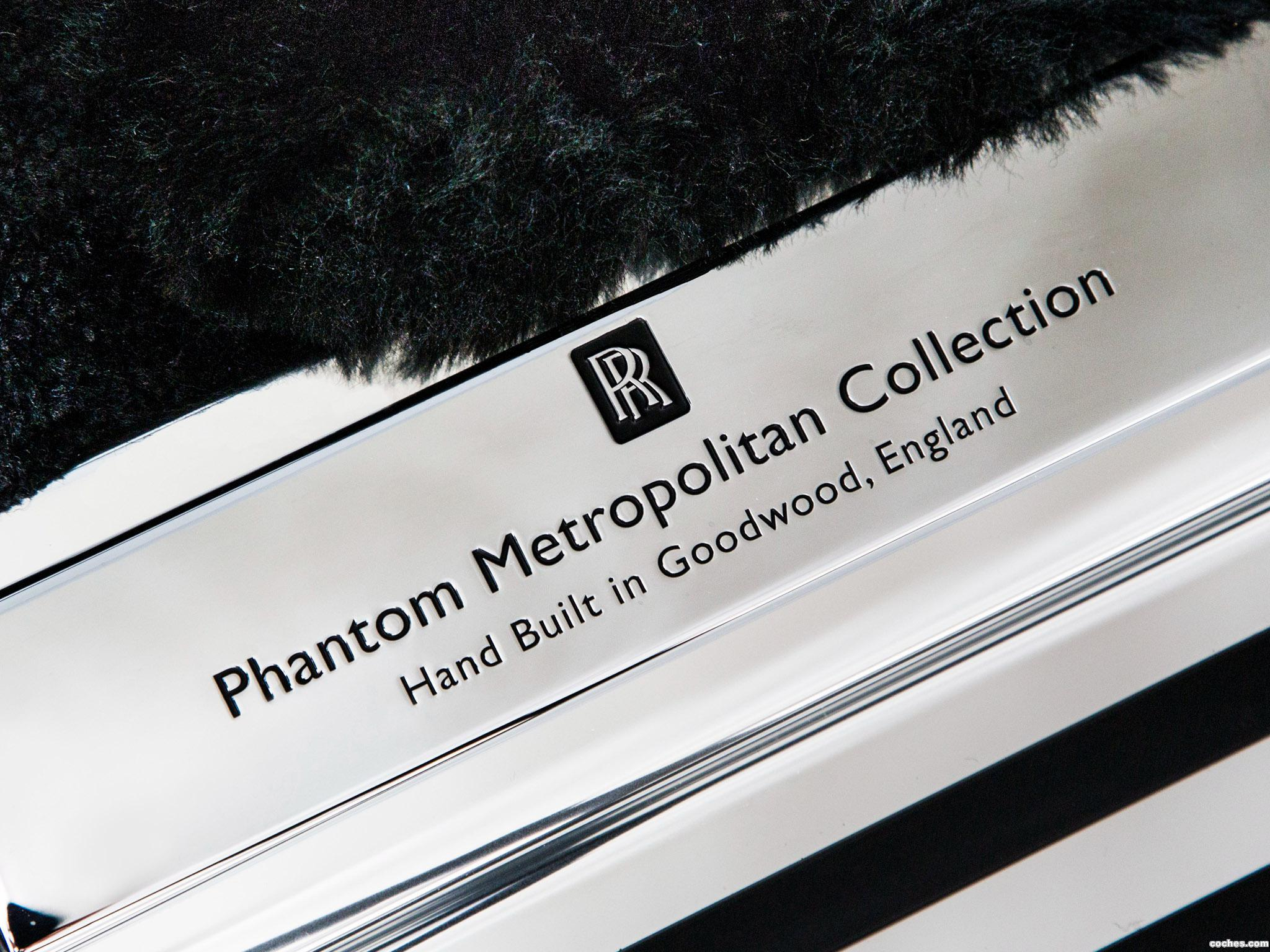 Foto 3 de Rolls Royce Phantom Metropolitan Collection  2015