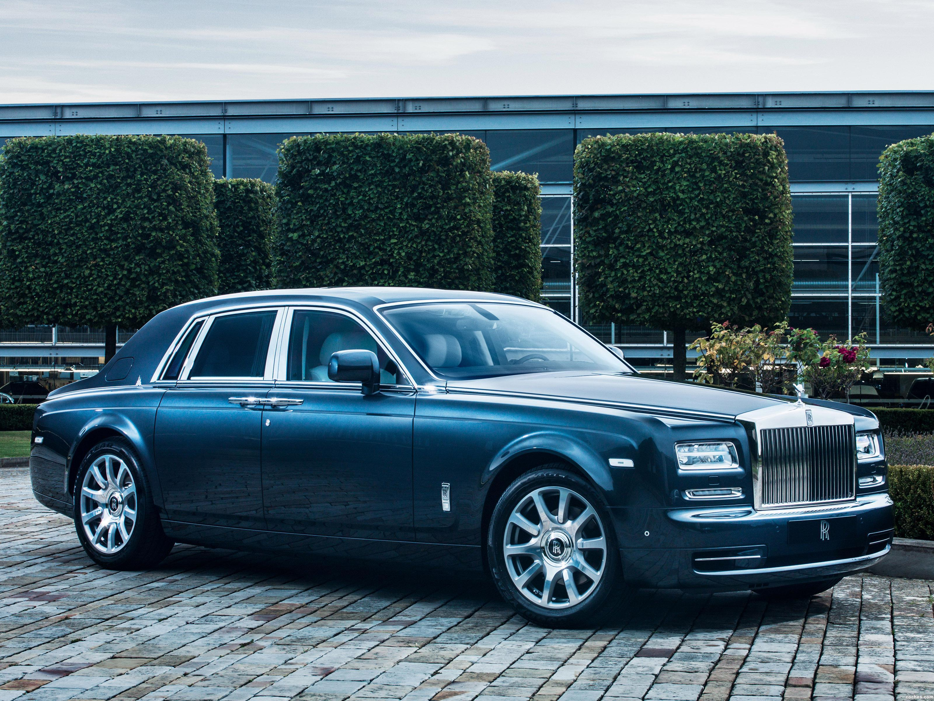 Foto 0 de Rolls Royce Phantom Metropolitan Collection  2015