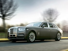 Fotos de Rolls Royce Phantom The Gentlemans Tourer  2018