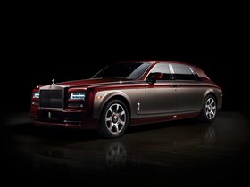 Fotos de Rolls Royce Phantom The Pinnacle Travel 2014