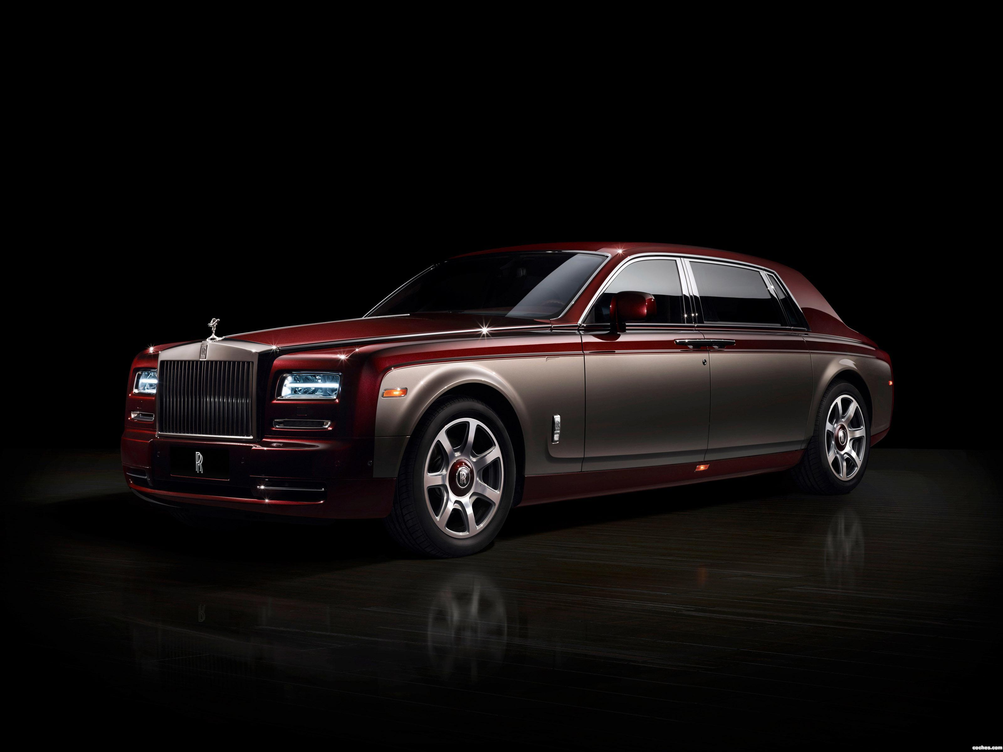 Foto 0 de Rolls Royce Phantom The Pinnacle Travel 2014