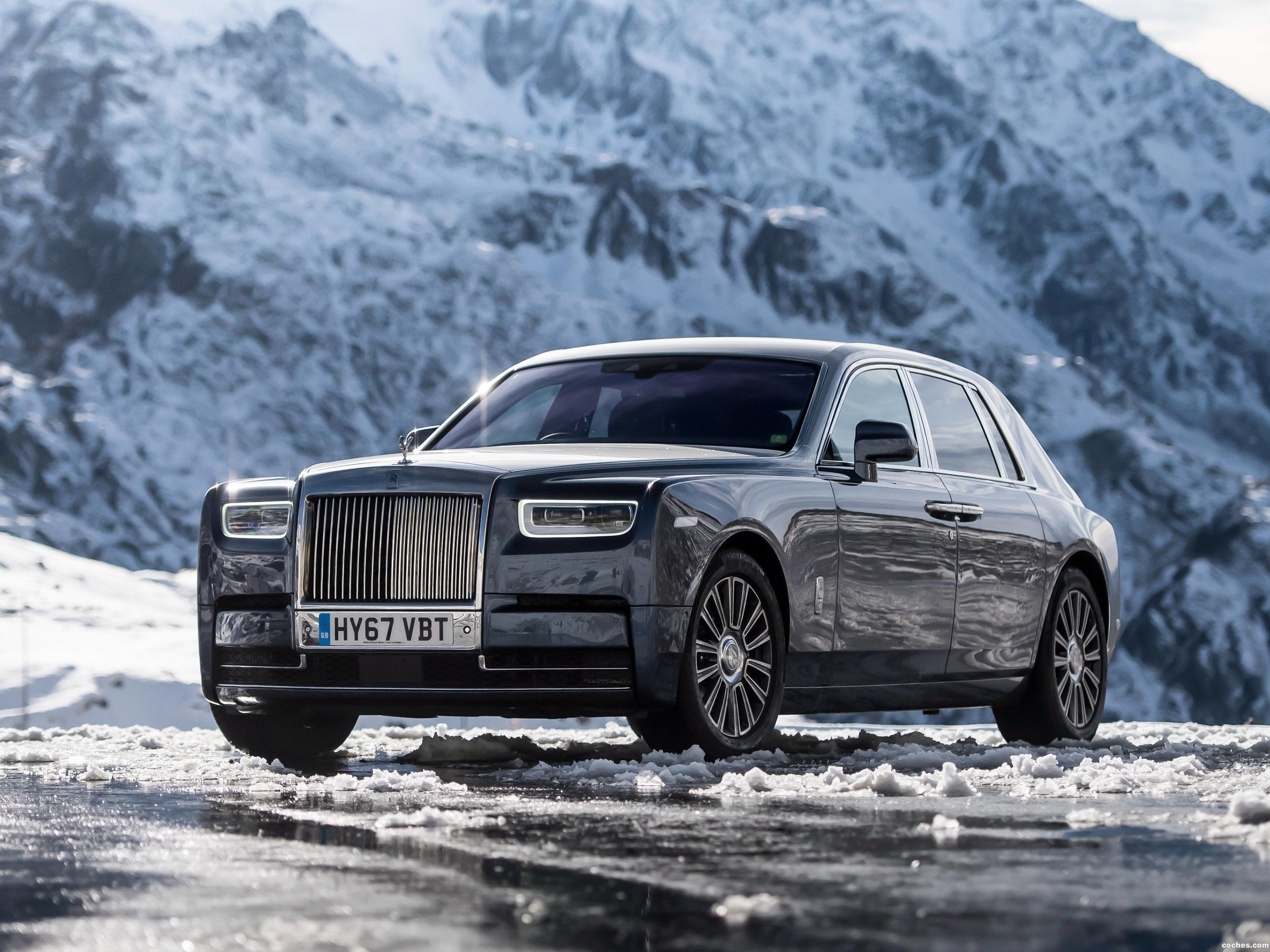 Foto 6 de Rolls Royce Phantom UK 2017 2017