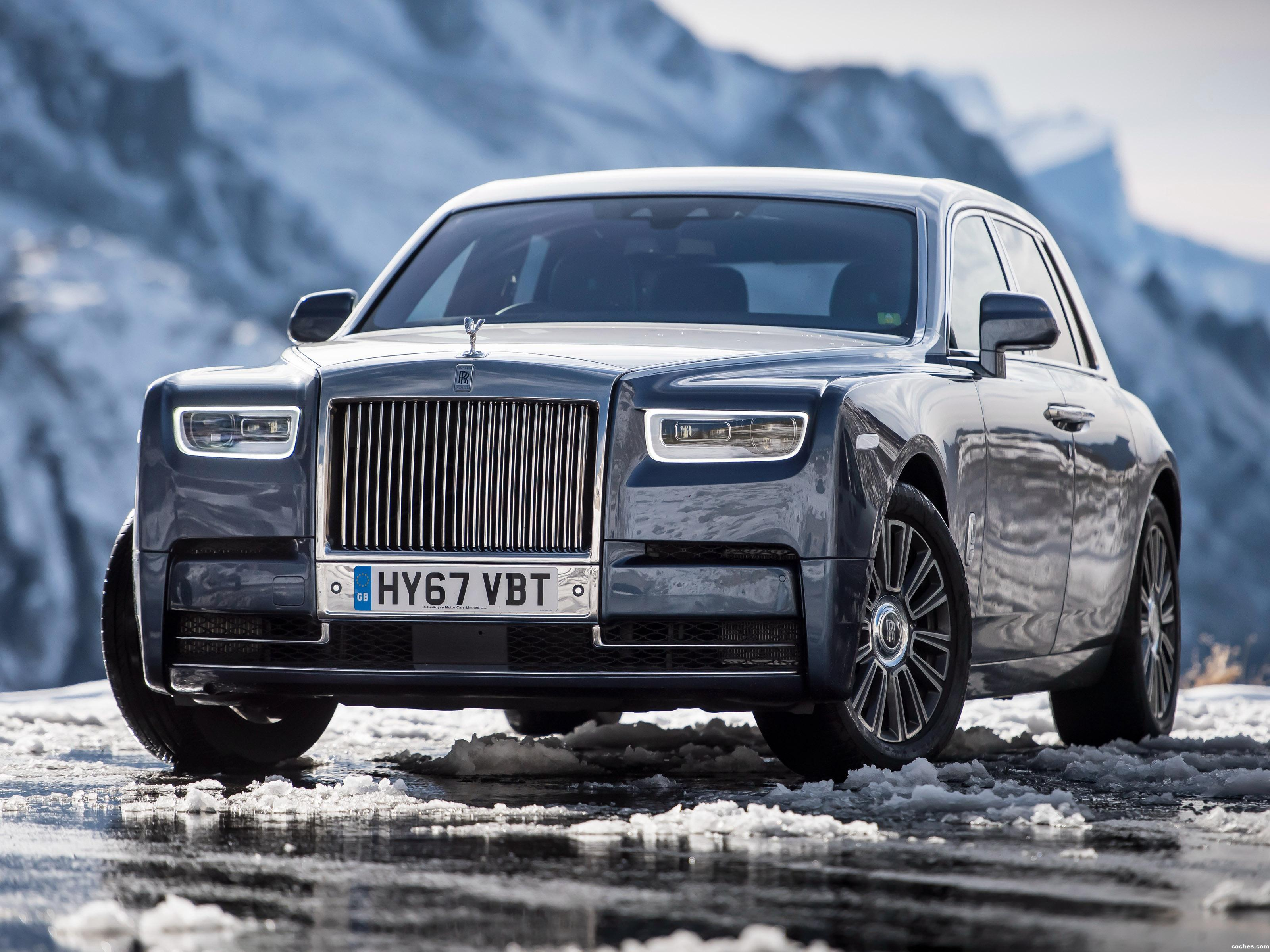 Foto 0 de Rolls Royce Phantom UK 2017 2017