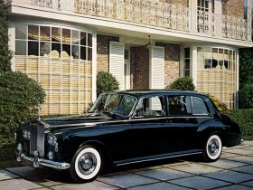 Ver foto 5 de Rolls-Royce Phantom V 1959