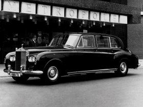 Ver foto 4 de Rolls-Royce Phantom V 1959