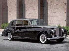 Fotos de Rolls-Royce Phantom V 1959