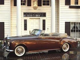 Ver foto 5 de Silver Cloud Drophead Coupe III 1962