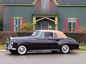 Ver foto 3 de Silver Cloud Drophead Coupe III 1962