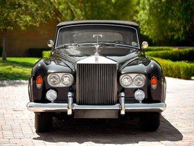 Ver foto 2 de Silver Cloud Drophead Coupe III 1962