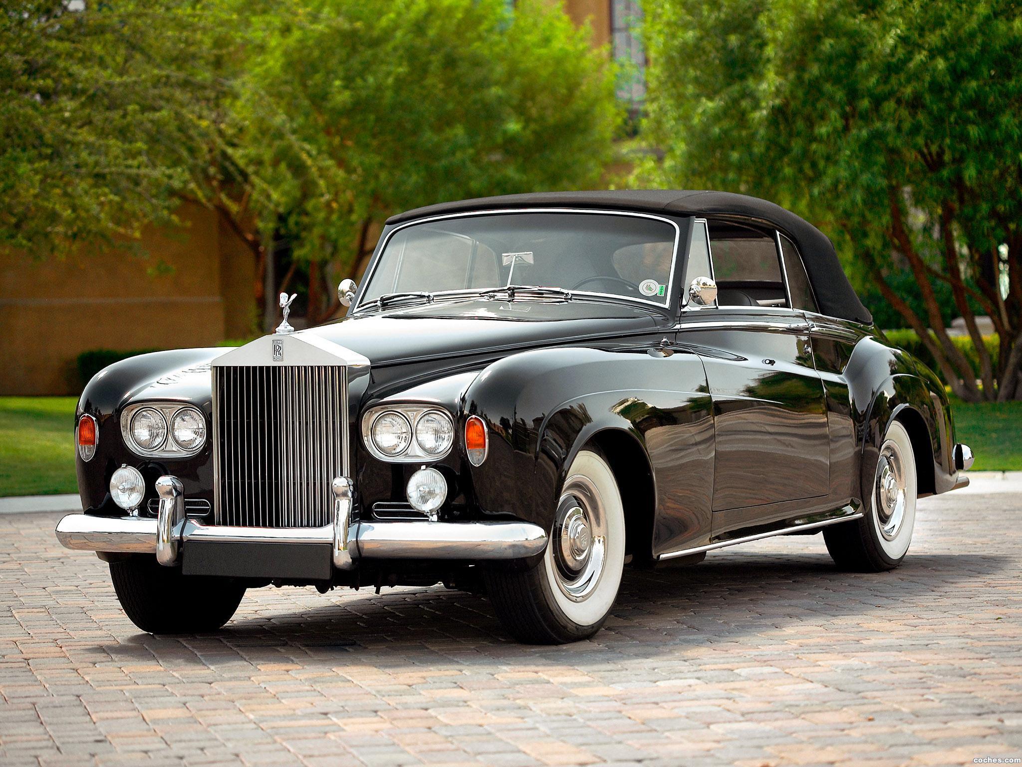 Foto 0 de Silver Cloud Drophead Coupe III 1962