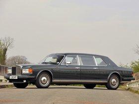 Ver foto 2 de Rolls Royce Silver Spur III Limousine by H. J. Mulliner Park W 1994