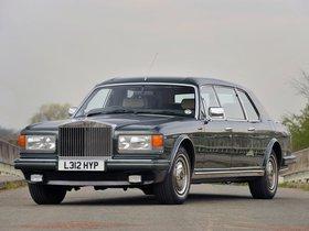 Ver foto 1 de Rolls Royce Silver Spur III Limousine by H. J. Mulliner Park W 1994