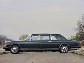 Ver foto 5 de Rolls Royce Silver Spur III Limousine by H. J. Mulliner Park W 1994