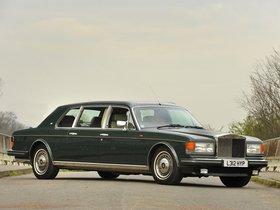 Ver foto 4 de Rolls Royce Silver Spur III Limousine by H. J. Mulliner Park W 1994
