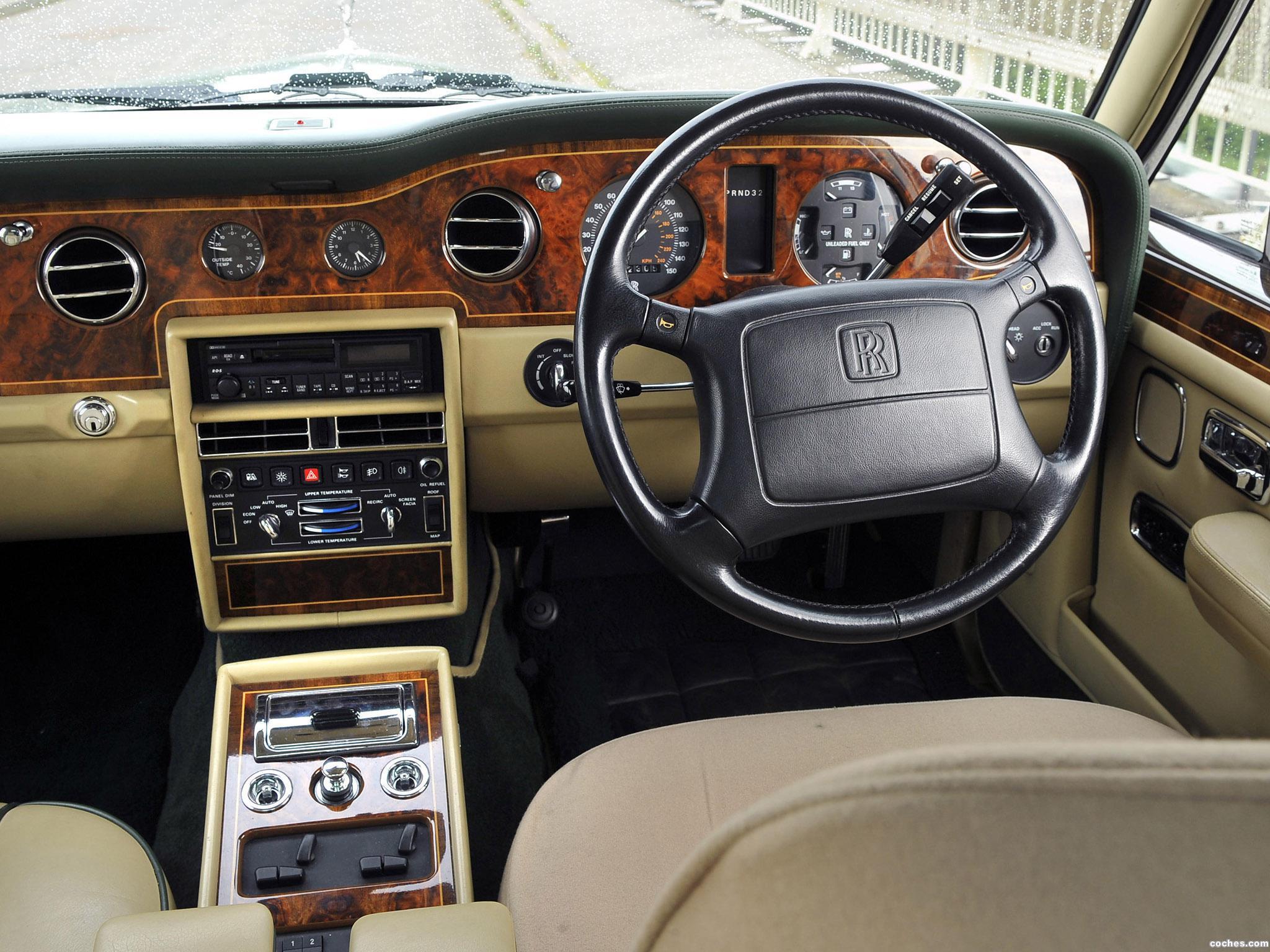 Fotos De Rolls Royce Silver Spur Iii Limousine By H  J