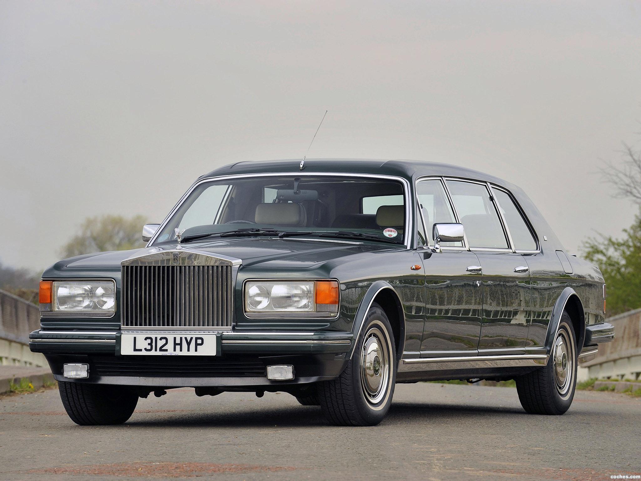 Foto 0 de Rolls Royce Silver Spur III Limousine by H. J. Mulliner Park W 1994