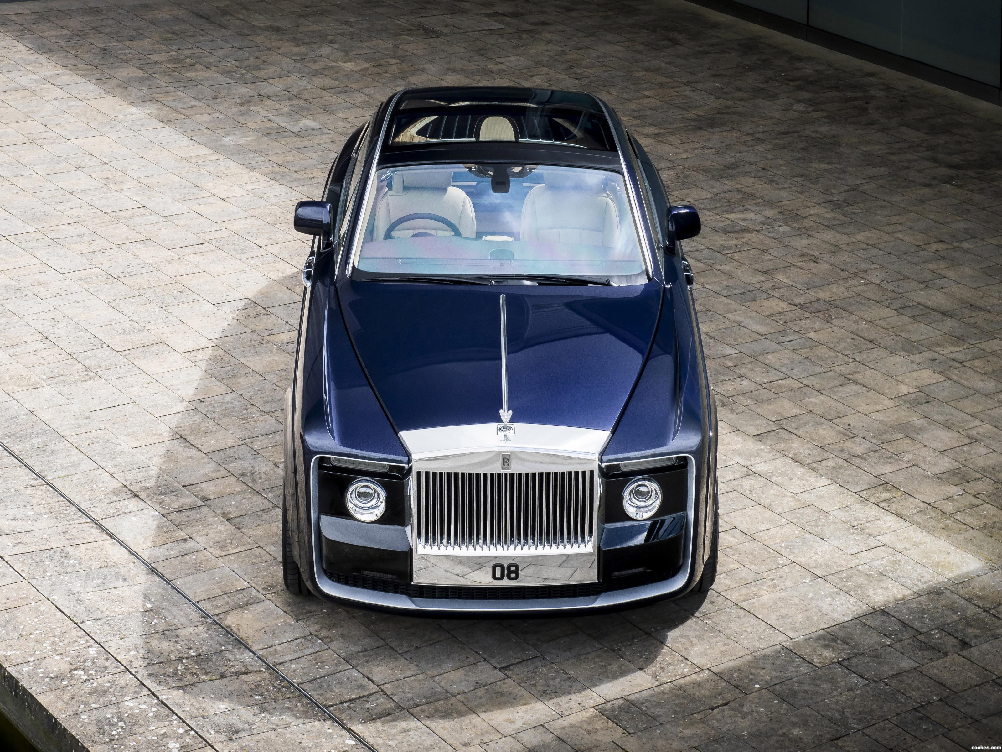 Foto 0 de Rolls Royce Sweptail  2017