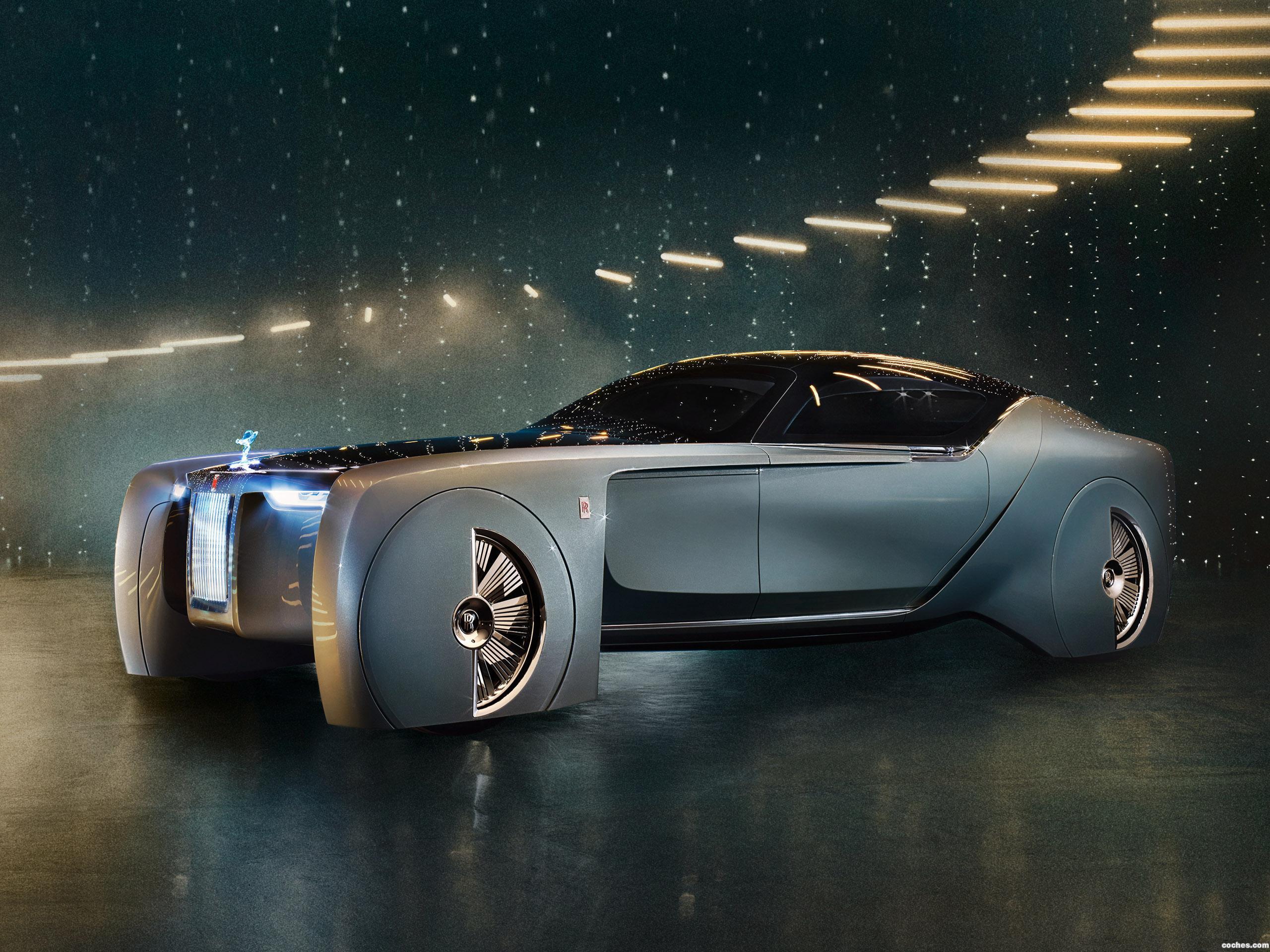 Foto 0 de Rolls Royce Vision Next 100 2016