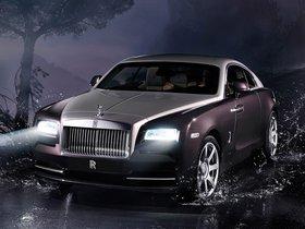 Ver foto 1 de Rolls Royce Wraith 2013
