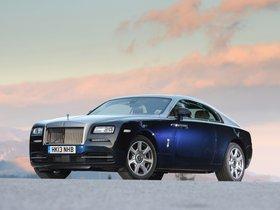 Ver foto 16 de Rolls Royce Wraith 2013