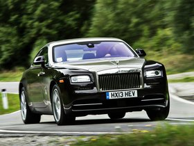 Ver foto 23 de Rolls Royce Wraith 2013