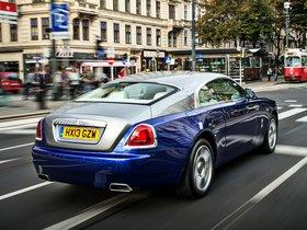 Ver foto 20 de Rolls Royce Wraith 2013