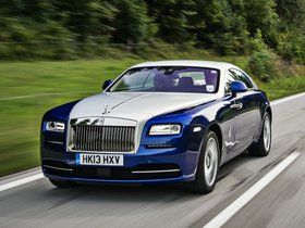 Ver foto 19 de Rolls Royce Wraith 2013