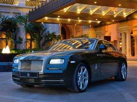 Ver foto 26 de Rolls Royce Wraith 2013
