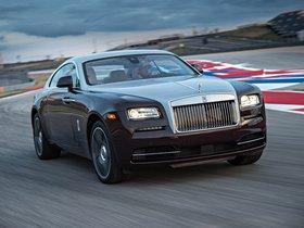 Ver foto 42 de Rolls Royce Wraith 2013