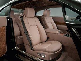 Ver foto 8 de Rolls Royce Wraith 2013